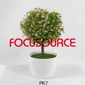 Artificial Plants Small Bonsai