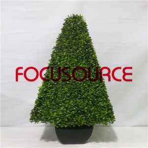 Artificial Boxwood Topiary Tower -HY08103-J1-H120-025