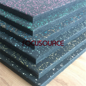 Composite Rubber Tile