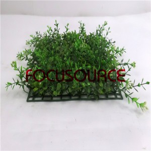 Artificial Grass Turf-HY0810-ABC-100T  100 head milan with 3 forks