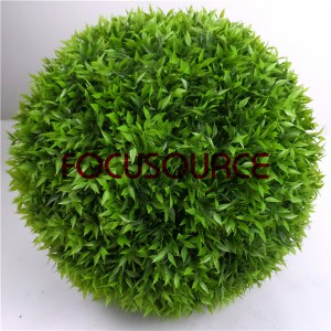 Maiketsetso Boxwood Grass Ball-HY255-GN3