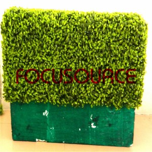 Artificial Boxwood Topiary Tower -HY08102-J5-H40-013