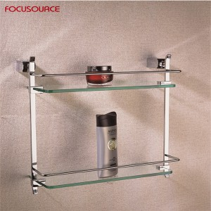 Double Glass Shelf-2712