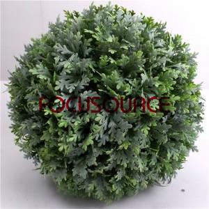Artificial Boxwood Grass Ball-HY192-GN001-J