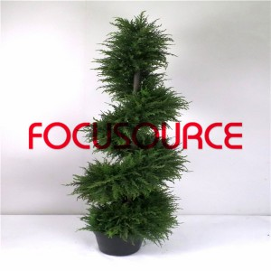 Artificial  Spiral Tree-HY191-J3-H145-005