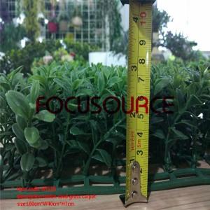 Caespite melon semen colore artificiali exacte -HY128 herba tapete 40x60cm