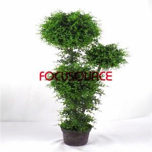 Artificial Plants Bonsai-HY228-E-H130-ZM-065
