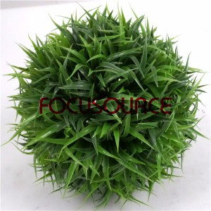 Artificial Boxwood Grass Ball-HY180-12-GN001