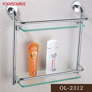 Double Glass Shelf-2312
