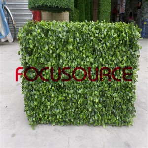Artificial Boxwood Topiary Tower -HY08103-J5-H30-032