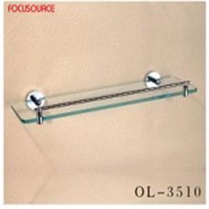 Single staklena polica-3510