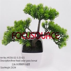 Artificial Mali Bonsai Tree-HY256-D2-3-25-021