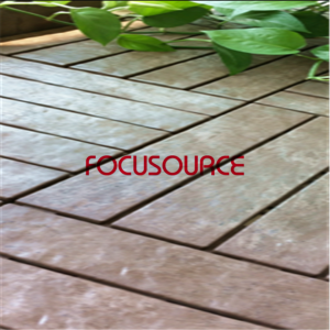 Composite Tile For Garden & Courtyard