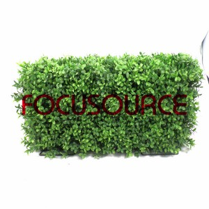 Artificial Boxwood Topiary Grass Tower-HY128-J5-H30-026
