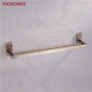 Double Towel Bar(600mm)-8309