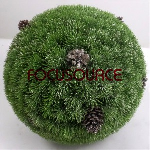 Artificial Boxwood Grass Ball-HY159-3-GN002S