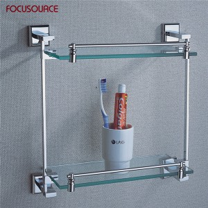Double Glass Shelf-2112