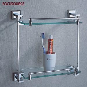 Double Glass Shelf-2112