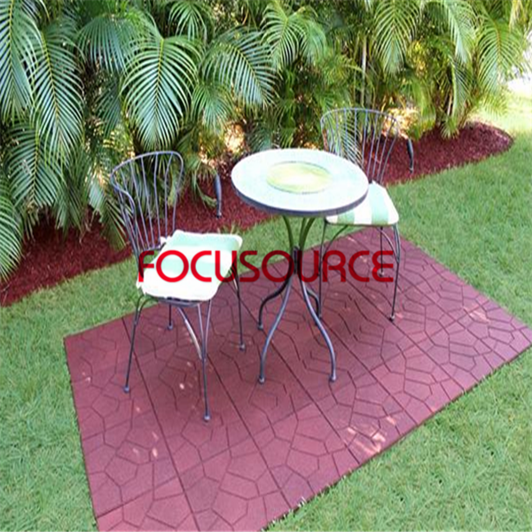 Outdoor Rubber Paver Featured Image