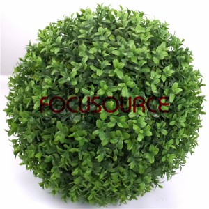 Maiketsetso Topiary Boxwood Grass Ball-HY08103 + HY128-3-GN001