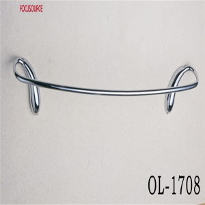 Single Towel Bar(600mm)-1708