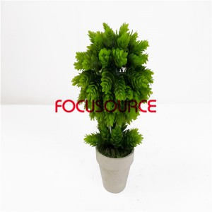 Artificial Plants Bonsai-H30cm 16cm Pine Bonsai