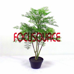 Artificial  Small Tree Bonsai -HY188-F-H80-036