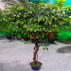 Artificial Plastic Banyan Tree - 1.8m (2)