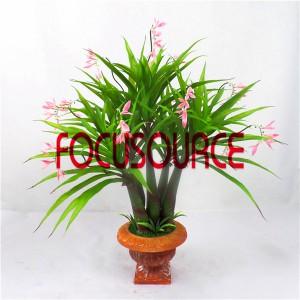 Artificial  Small Tree Bonsai -HY308-F-H68-T5-076