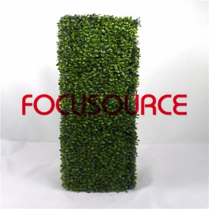 Artificial Boxwood Topiary Tower -HY08103-J5-H95-020