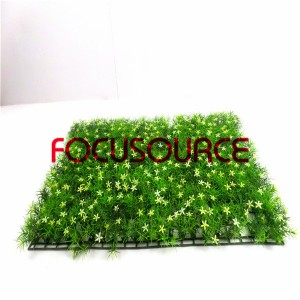Artificial Grass Turf-HY0948S goldfish with yellow flower  40X60CM  GN001