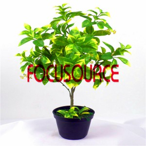 Artificial  Small Tree Bonsai -HY295-F-H52-094
