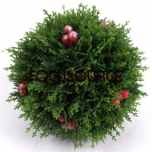 Artificial Boxwood Grass Ball-HY214-GN003