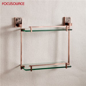 Double Glass Shelf -8512