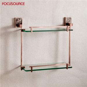 Double Glass Shelf -8512