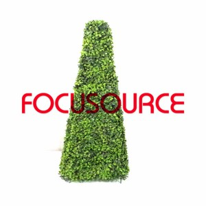 Artificial Boxwood Topiary Tower -HY08103-J1-H95-004