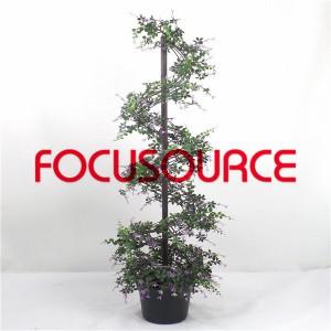 Artificial Spiral Tree -HY317-J3-H130-H-028