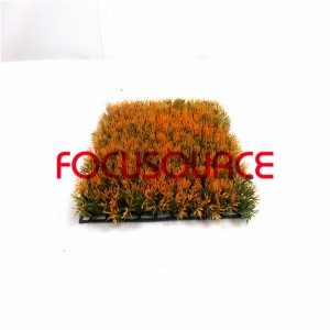 Artificial Grass Turf-HY0947S 4 feet  25X25CM OR003