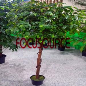 Artificial Plastic Banyan Tree – 1.8m(3)
