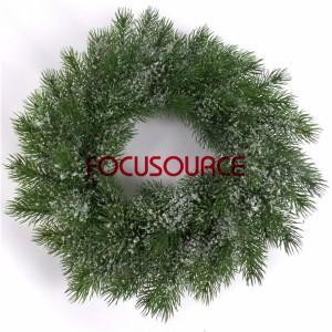 Kënschtlech Grass Circle-HF433-42cm