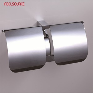 Double Toilet Paper Holder-1206S