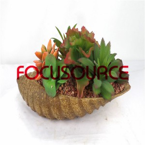 Piante succulente artificiali Bonsai-SM002KM-O-003