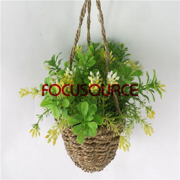 China Cheap Price Patio Floor Tiles Artificial Hanging Basket