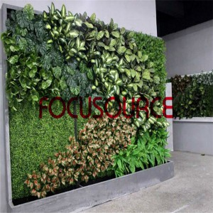 Artificial Plants Wall