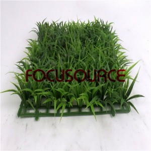 Artificial Grass Turf -HY157 12 Leaves  25X25CM GN001