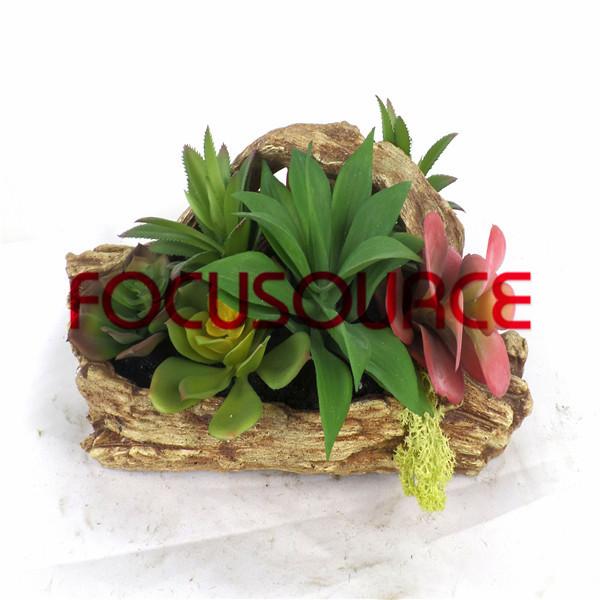 Artificial Succulent Plants Bonsai-SM005K-O-009 Featured Image