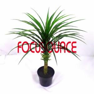 Artificial  Small Tree Bonsai -HY306-F-H100-022