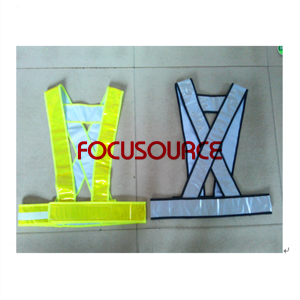 Safety Refletive Vest-HS774 PVC