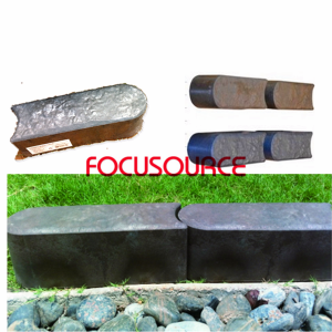 Rubber Edge For Garden & Courtyard