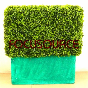 Artificial Boxwood Topiary Tower -HY08102-J5-H50-010